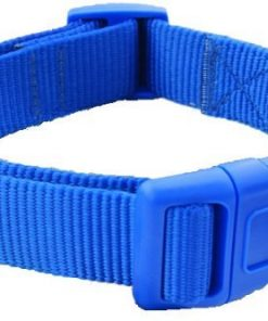 Classic Durable Pet Collars for Dogs blue