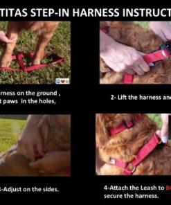 Reflective Dog Harness 6
