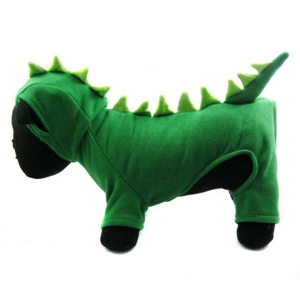 Alfie Couture Designer Pet Apparel - Franco Dinosaur Costume - 5