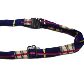 Alfie Pet by Petoga Couture - Qun Formal Dog Tie and Adjustable Collar Blue 5
