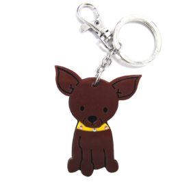 Love Your Breed Acrylic Keychain, Chihuahua