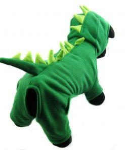 Alfie Couture Designer Pet Apparel - Franco Dinosaur Costume - 6