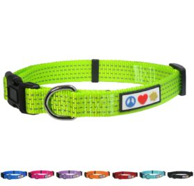 Pawtitas Reflective Dog Collar