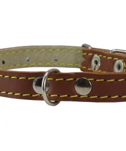 Genuine Leather Dog Collar 3