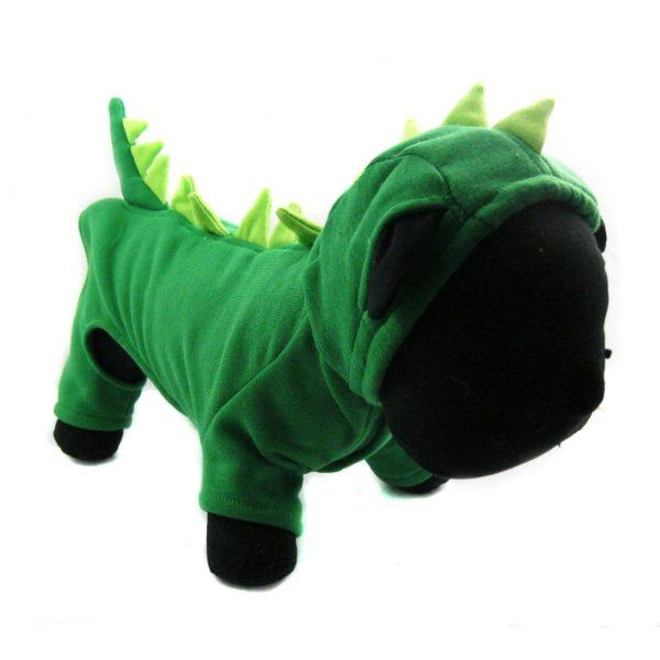Alfie Couture Designer Pet Apparel - Franco Dinosaur Costume - 7