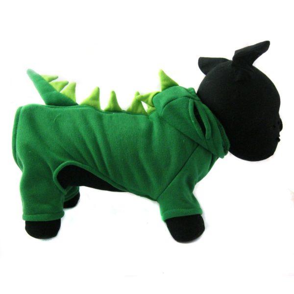 Alfie Couture Designer Pet Apparel - Franco Dinosaur Costume - 8
