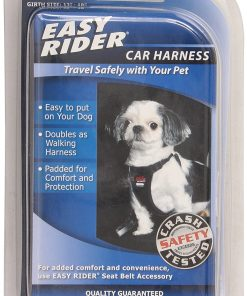Easy Rider Car Large Harness for Dogs 2