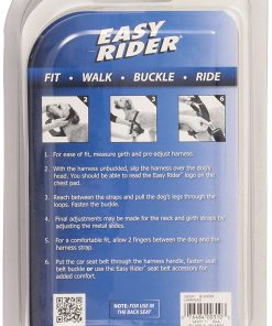 Easy Rider Car Large Harness for Dogs 3