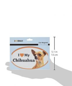 LittleGifts Car Magnet, Chihuahua 2