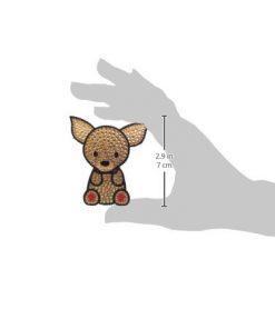 Love Your Breed Rhinestone Sticker, Chihuahua 2