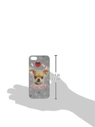iLeesh iP50147 iLove My Chihuahua iPhone 5 Case 2