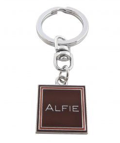 Alfie Pet by Petoga Couture - Jofie Keychain with Crystals Photo Frame Charm 3