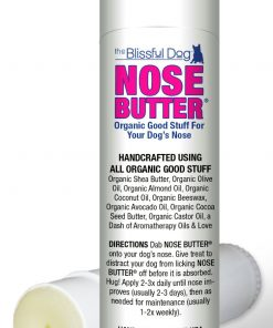 The Blissful Dog Long Coat Chihuahua Nose Butter, 0.50-Ounce 2