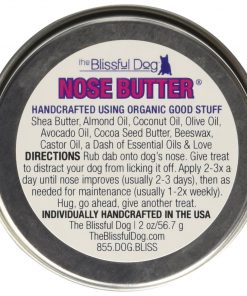 The Blissful Dog Smooth Coat Chihuahua Nose Butter, 2-Ounce 2