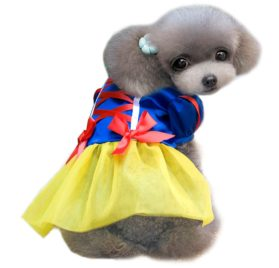 Alfie Pet Apparel by Petoga Couture - Snow White for Party Halloween Special Events Costume