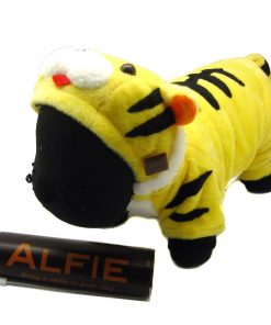 Alfie Pet by Petoga Couture - James Tiger Costume