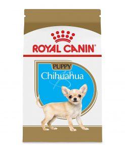 Royal Canin Chihuahua Puppy Food, 2.5 lbs - Chihuahua Kingdom