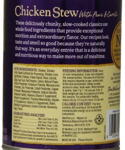Wellness Natural Grain Free Wet Canned Dog Food, 12.5-Ounce Can (Pack of 12) 2