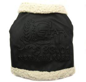 Alfie Pet by Petoga Couture - Harvey Jacket - Color Black 2