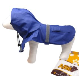 Alfie Pet by Petoga Couture - Pluvia Rainy Days Waterproof Raincoat (for Dogs and Cats)