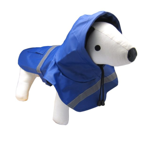 Alfie Pet by Petoga Couture - Pluvia Rainy Days Waterproof Raincoat (for Dogs and Cats) 7