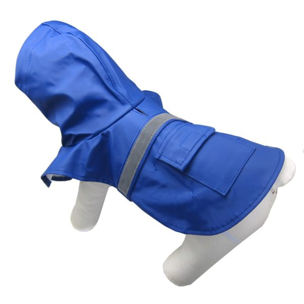 Alfie Pet by Petoga Couture - Pluvia Rainy Days Waterproof Raincoat (for Dogs and Cats) 8