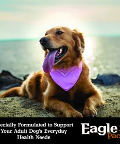 Eagle Pack Natural Dry Dog Food, Lamb Meal & Brown Rice Formula, 30-Pound Bag 2