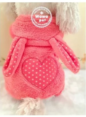 Hse Pet Dog Toy Teddy Bear Than A Chihuahua Puppy Dog Vip Milk Coral