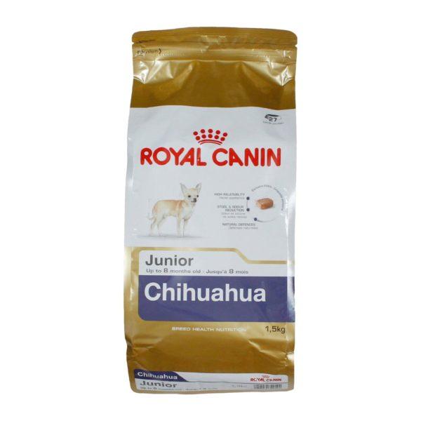 Royal Canin Chihuahua Junior Dog Puppy Dry Food 1.5kg