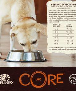 Wellness CORE Natural Grain Free Dry Dog Food, Small Breed Health Turkey & Chicken Recipe, 4-Pound Bag 7