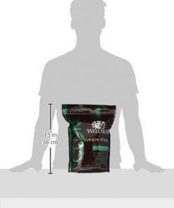Wellness CORE Natural Grain Free Dry Dog Food, Wild Game Duck, Turkey, Wild Boar & Rabbit Recipe, 4-Pound Bag 3