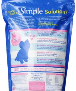 Wellness Simple Natural Grain Free Limited Ingredient Dry Dog Food, Small Breed Salmon & Potato Recipe, 4.5-Pound Bag 2