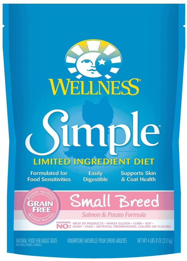 Wellness Simple Natural Grain Free
