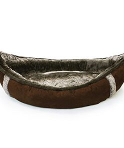 BOSUN(TM) Unique Boat Pet Dog Beds Detachable PP Cotton Padded Dog House Dampproof Bottom Puppy chihuahua Nest Bed 2