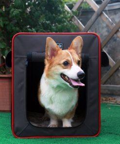 Petsfit Foldable Soft Sided Pet Home Pet Kennel 2