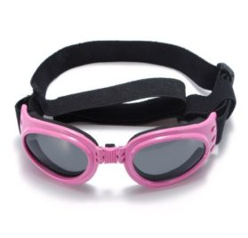 New Fashionable Water-Proof Multi-Color Pet Dog Sunglasses Eye Wear Protection Goggles Small