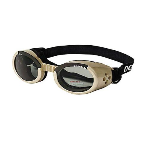 Doggles ILS Red Dog Glasses X-Small 2