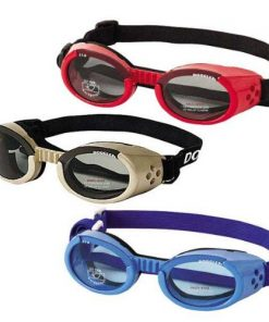 Doggles ILS Red Dog Glasses X-Small