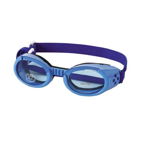 Doggles ILS Red Dog Glasses X-Small 3