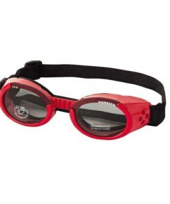 Doggles ILS Red Dog Glasses X-Small 4