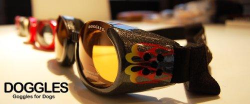 Doggles ILS X-Small Green Camo Frame and Smoke Lens 7