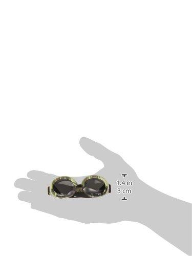 Doggles ILS X-Small Green Camo Frame and Smoke Lens 9