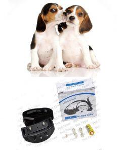 USA Anti Bark No Barking Tone Shock Training Collar S M L 5-150 lb Dog Pet