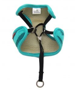 Alfie Pet by Petoga Couture - Alixis Step-in Harness and Leash Set 5