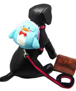 Alfie Pet by Petoga Couture - Cara Backpack Harness with Leash and Microfiber Fast-Dry Washcloth Set
