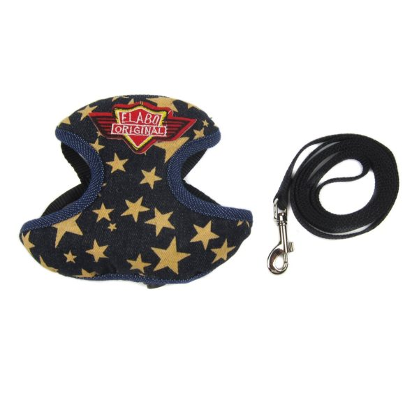 Alfie Pet by Petoga Couture - Hennie Step-in Harness and Leash Set 4