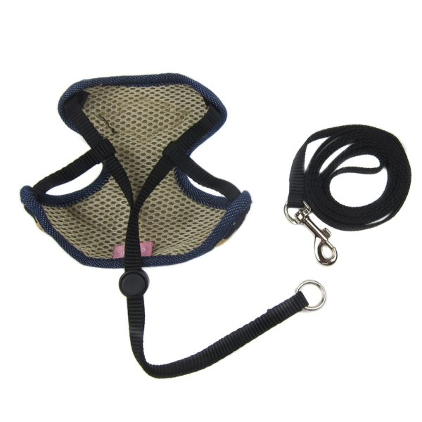 Alfie Pet by Petoga Couture - Hennie Step-in Harness and Leash Set 5