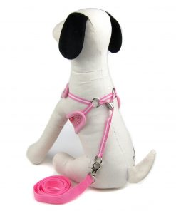 Alfie Pet by Petoga Couture - Rita Step-in Harness and Leash Set 3