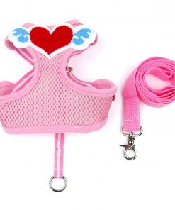 Alfie Pet by Petoga Couture - Rita Step-in Harness and Leash Set 4