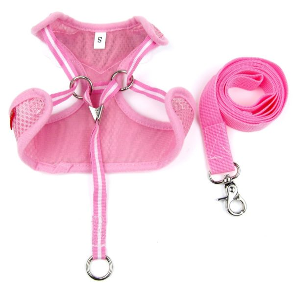 Alfie Pet by Petoga Couture - Rita Step-in Harness and Leash Set 5